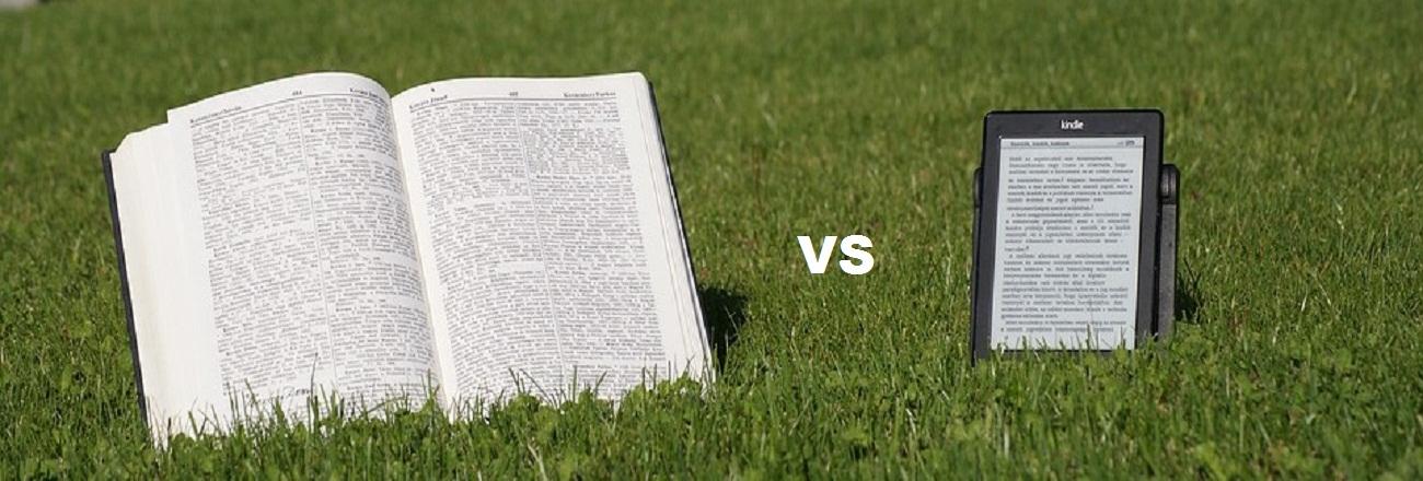 Buku Fisik VS Buku Digital