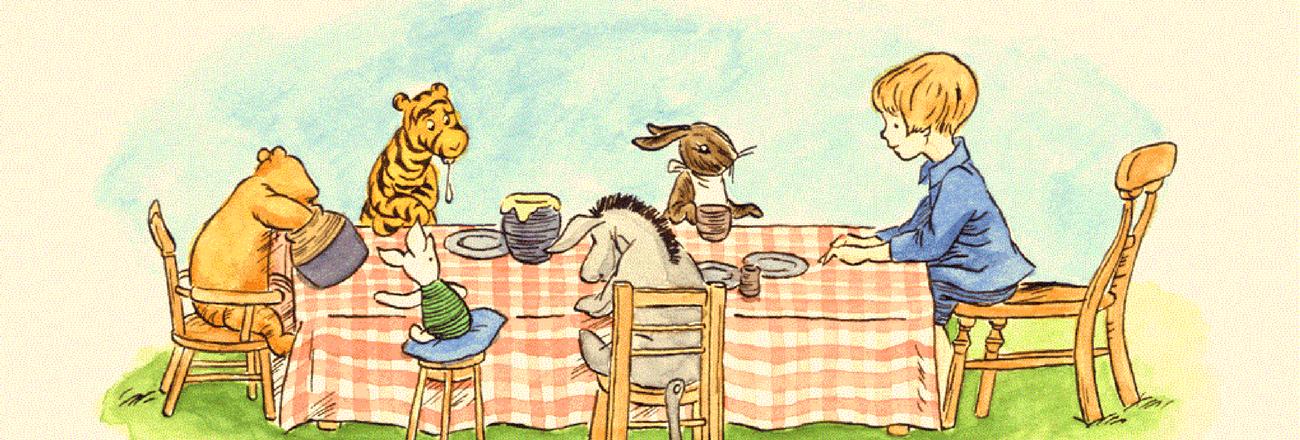 Winnie The Pooh: Kisah Nyata dibalik Kisah Klasik Terbaik Sepanjang Masa