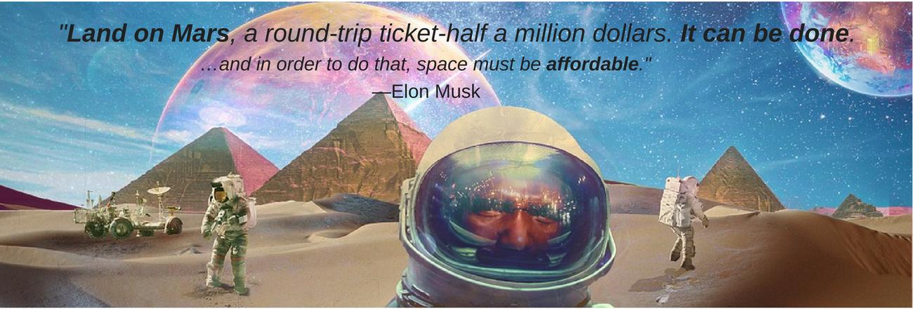 Elon Musk dan Penemuannya yang Mengubah Dunia
