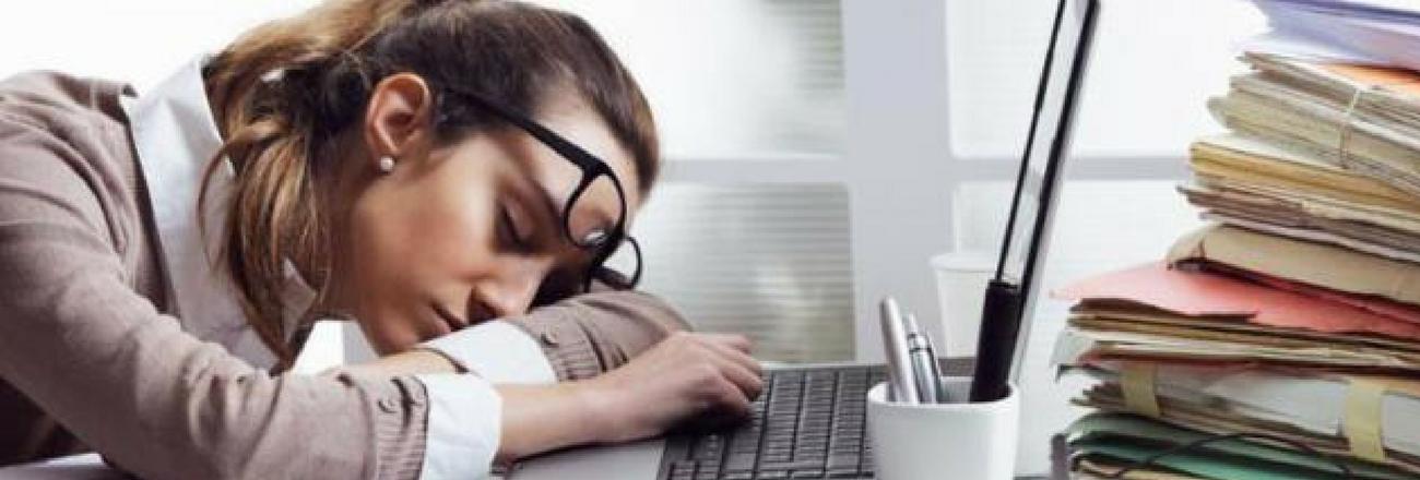 Mengantuk Saat Bekerja? Ini Solusinya!