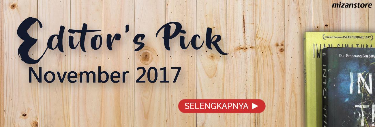 Editor's Pick November 2017