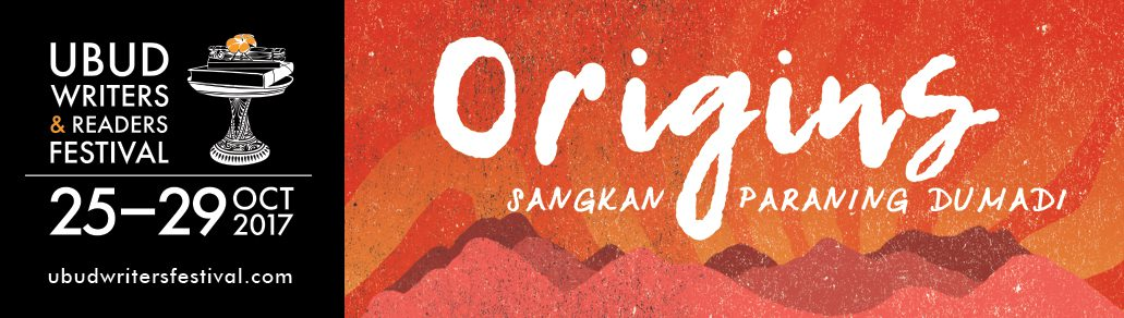'Origins' Ubud Writers and Readers Festival Mulai Hari Ini