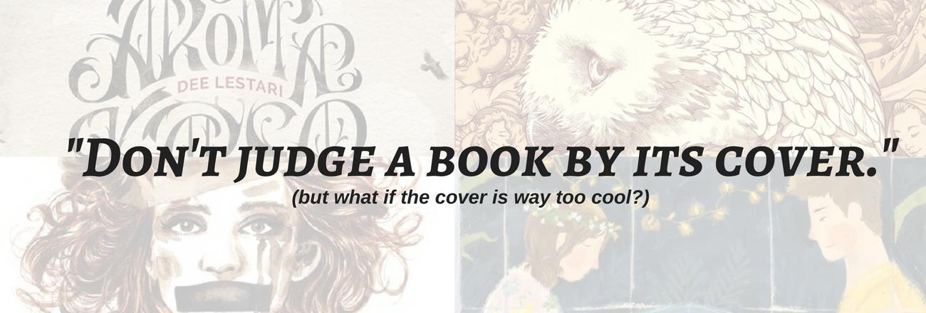 4 Cover Buku Keren karya Ilustrator Indonesia