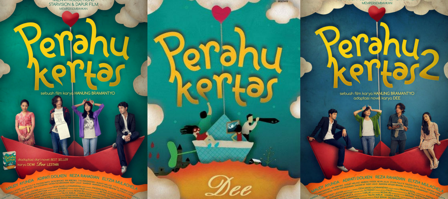 5 Buku Best Seller Dee Lestari Yang Diangkat Menjadi Film
