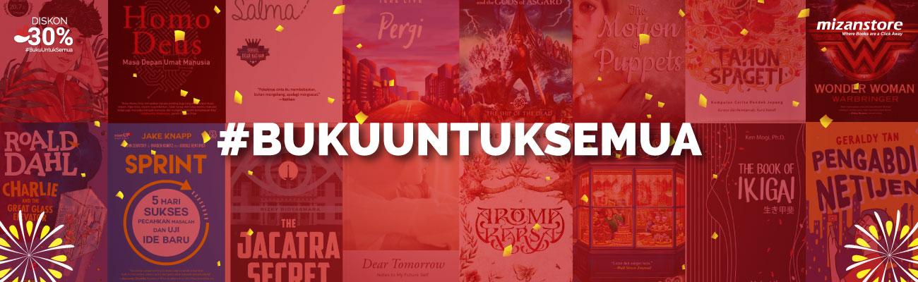[UPDATE INFO!] CATAT TANGGAL PENTING INI UNTUK PROMO #BUKUUNTUKSEMUA!