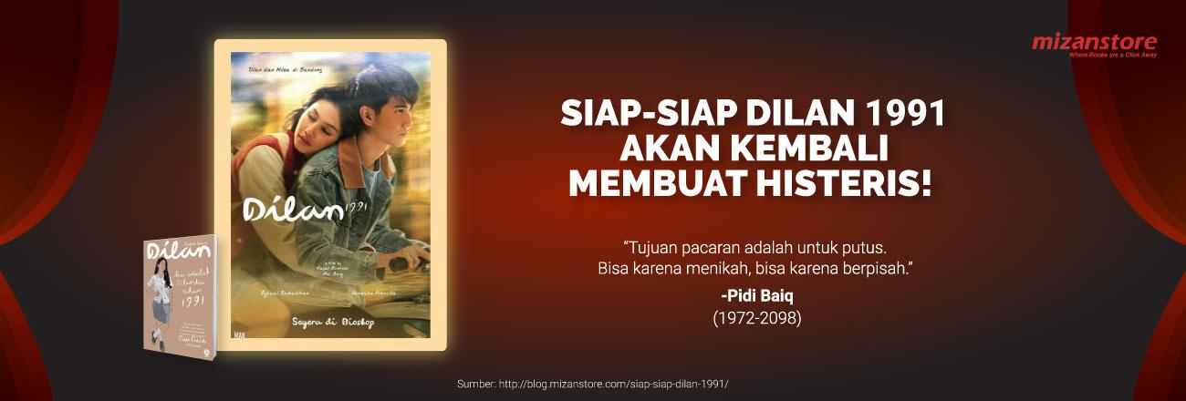 Siap-siap Dilan 1991 Akan Kembali Membuat Histeris!