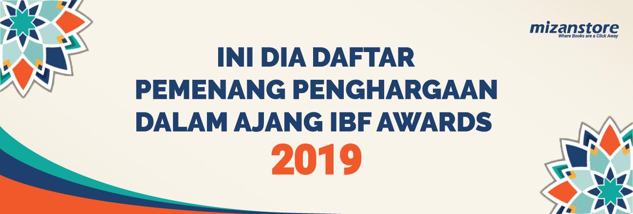 Ini Dia Daftar Pemenang Penghargaan Dalam Ajang IBF Awards 2019