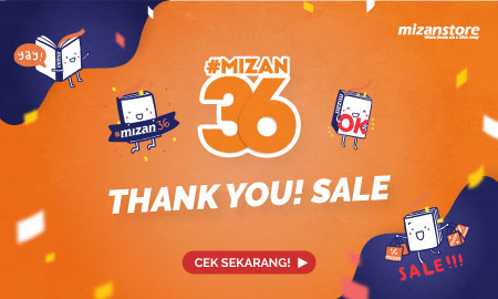 #Mizan36 : Thank You! Sale