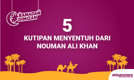 5 Kutipan Menyentuh dari Nouman Ali Khan