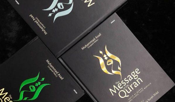 The Message of Quran di Mata Para Cendekiawan