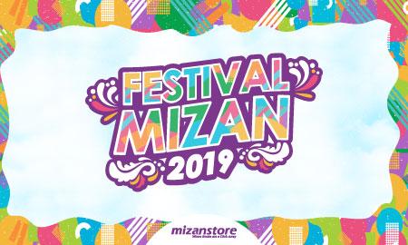 Hanya 3 Hari : Festival Mizan Hadirkan Diskon Buku Spektakuler!