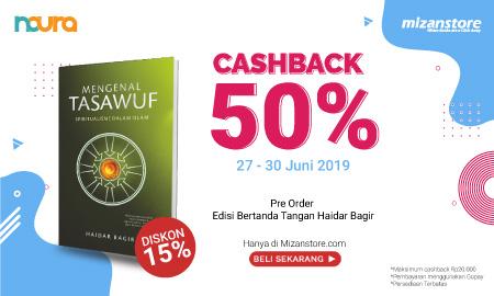 Beli Buku Mengenal Tasawuf CASHBACK 50%