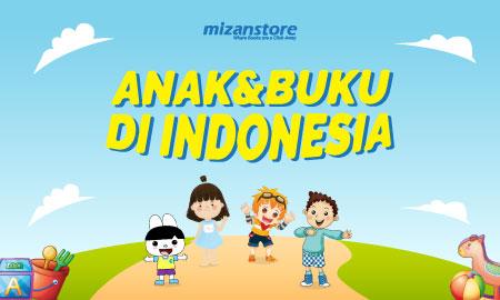 Anak dan Buku di Indonesia