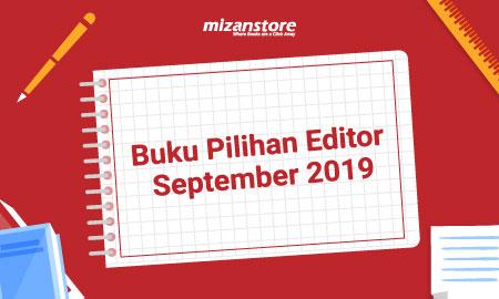 Buku Pilihan Editor September 2019
