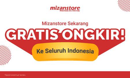 GRATIS ONGKIR SELURUH INDONESIA