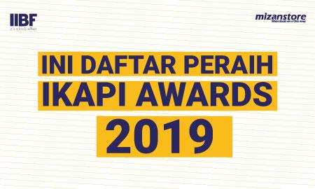 Ini Daftar Peraih Ikapi Awards 2019!