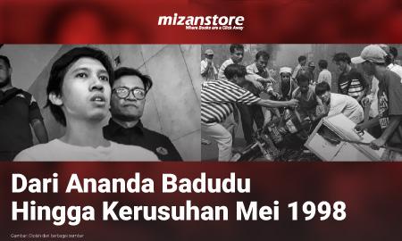 Dari Ananda Badudu Hingga Gerakan Reformasi Mei 1998