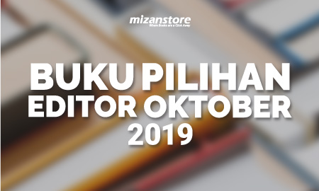 Buku Pilihan Editor Oktober 2019