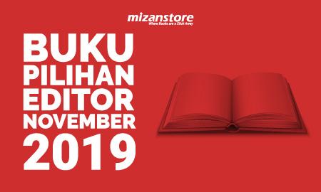 Buku Pilihan Editor November 2019