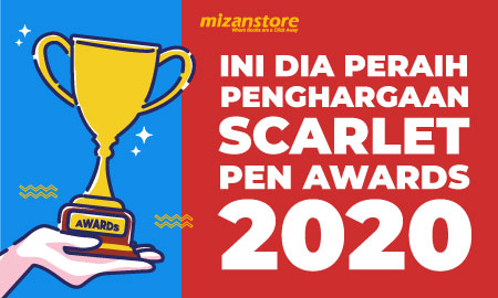 Ini Dia Peraih Penghargaan Scarlet Pen Awards 2020