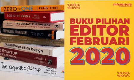 Buku Pilihan Editor Februari 2020