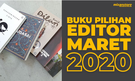 Buku Pilihan Editor Maret 2020