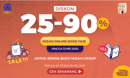 Mizan Online Book Fair: Pesta Daring Buku Mizan Group