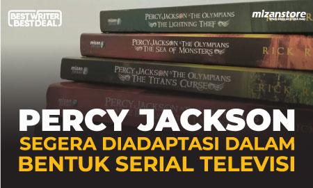 Kisah Percy Jackson Kembali Hadir dalam Bentuk Serial Televisi