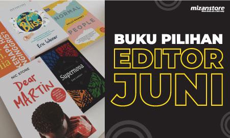 Buku Pilihan Editor Juni 2020