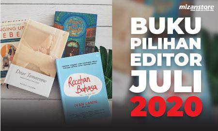Buku Pilihan Editor Juli 2020