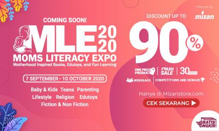 Ada Total Hadiah Senilai 5 Juta di Promo Mom Literacy Expo (MLE)