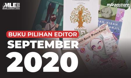 Buku Pilihan Editor September 2020