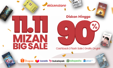 Ayo, Belanja Buku di Mizan Big Sale 11.11