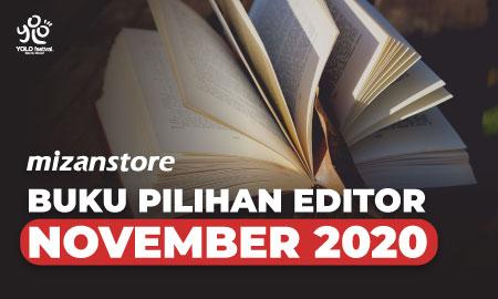 Buku Pilihan Editor November 2020