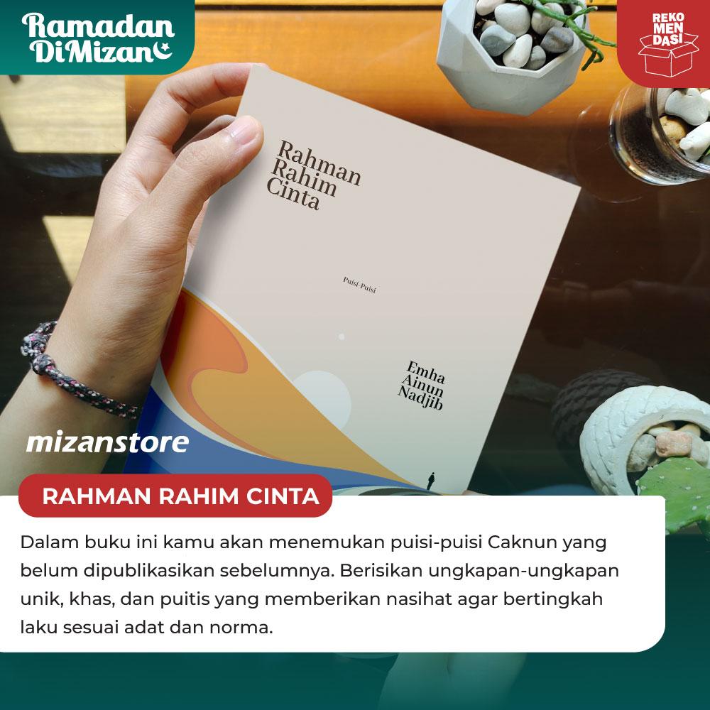 Buku Rahman Rahim Cinta Emha Ainun Nadjib