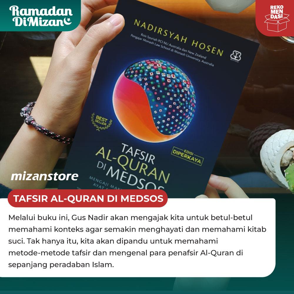 Tafsir Al-Quran di Medsos - Nadirsyah Hosen