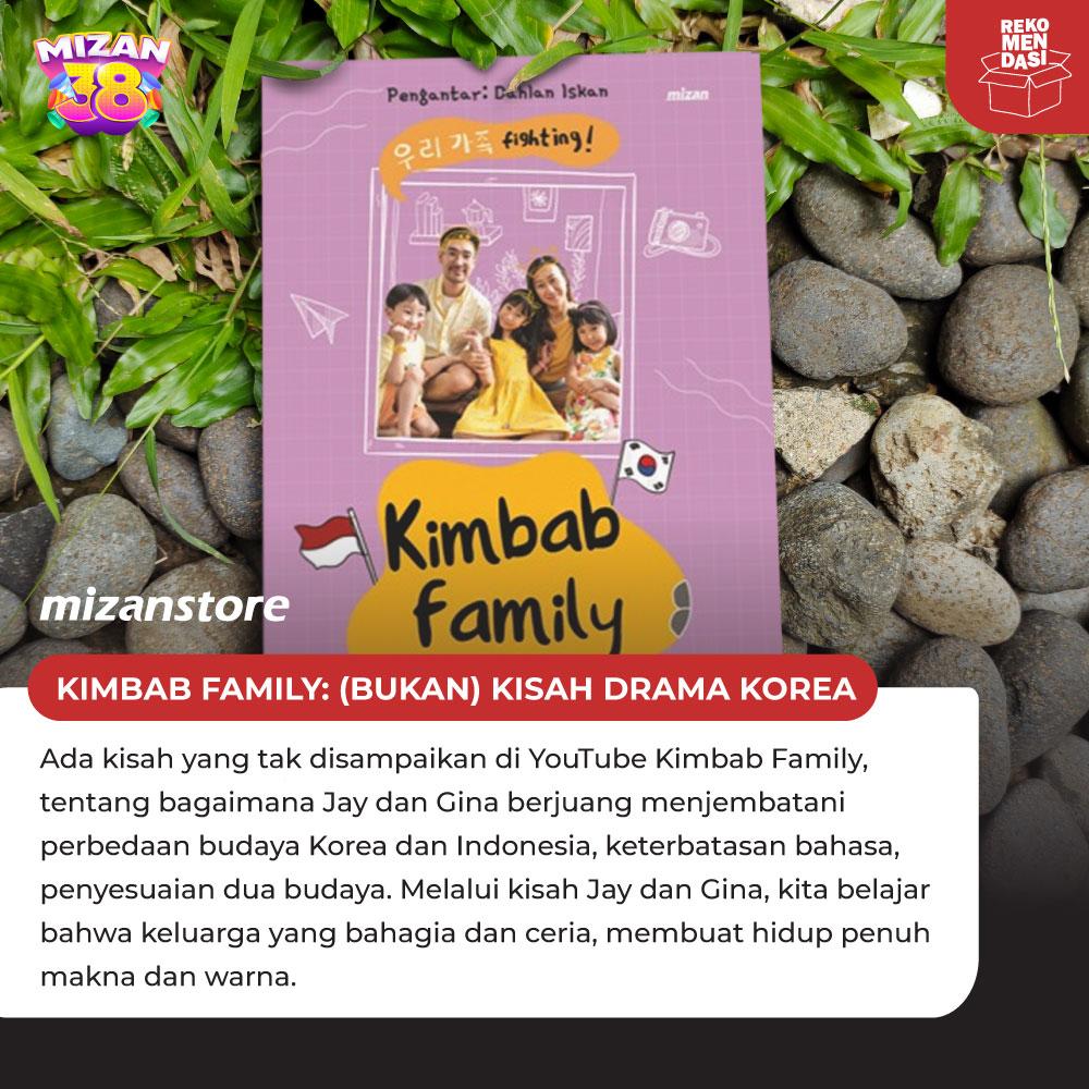 Kimbab Family (Bukan) Kisah Drama Korea
