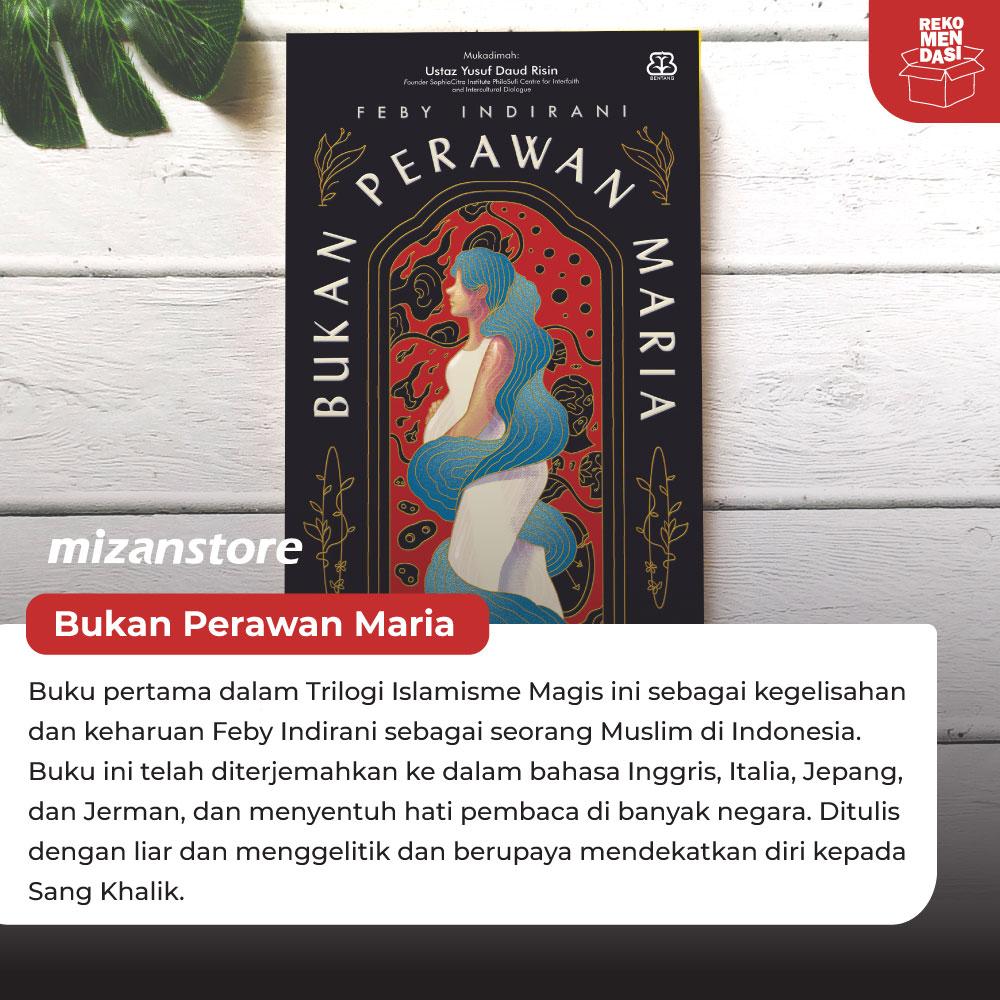 Buku Bukan Perawan Maria, Feby Indirani
