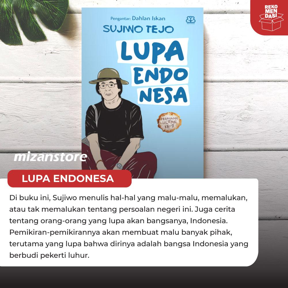 Buku Lupa Endonesa, Sujiwo Tejo