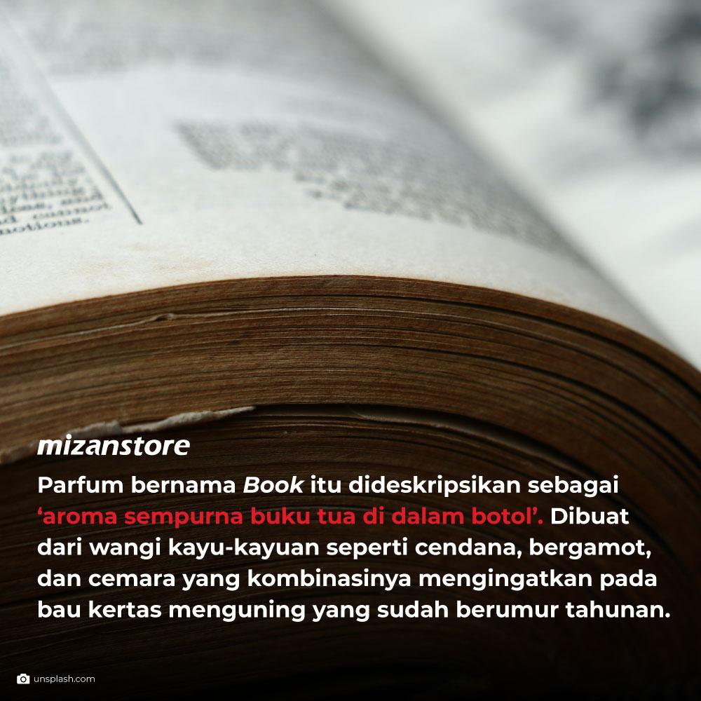 Parfum bernama book