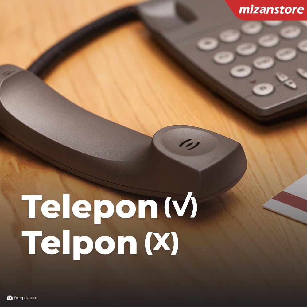Telepon: alat komunikasi