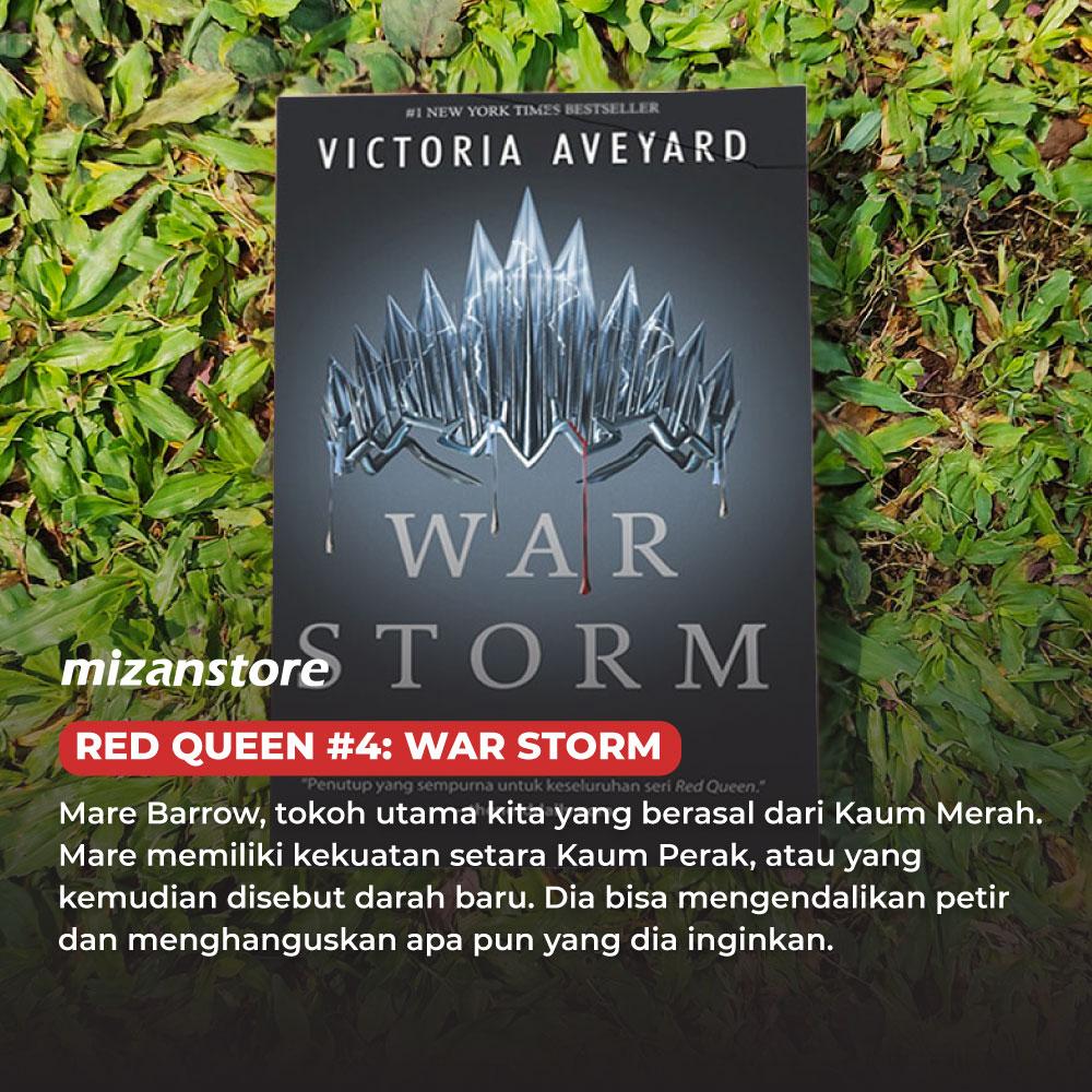 Red Queen: War Storm