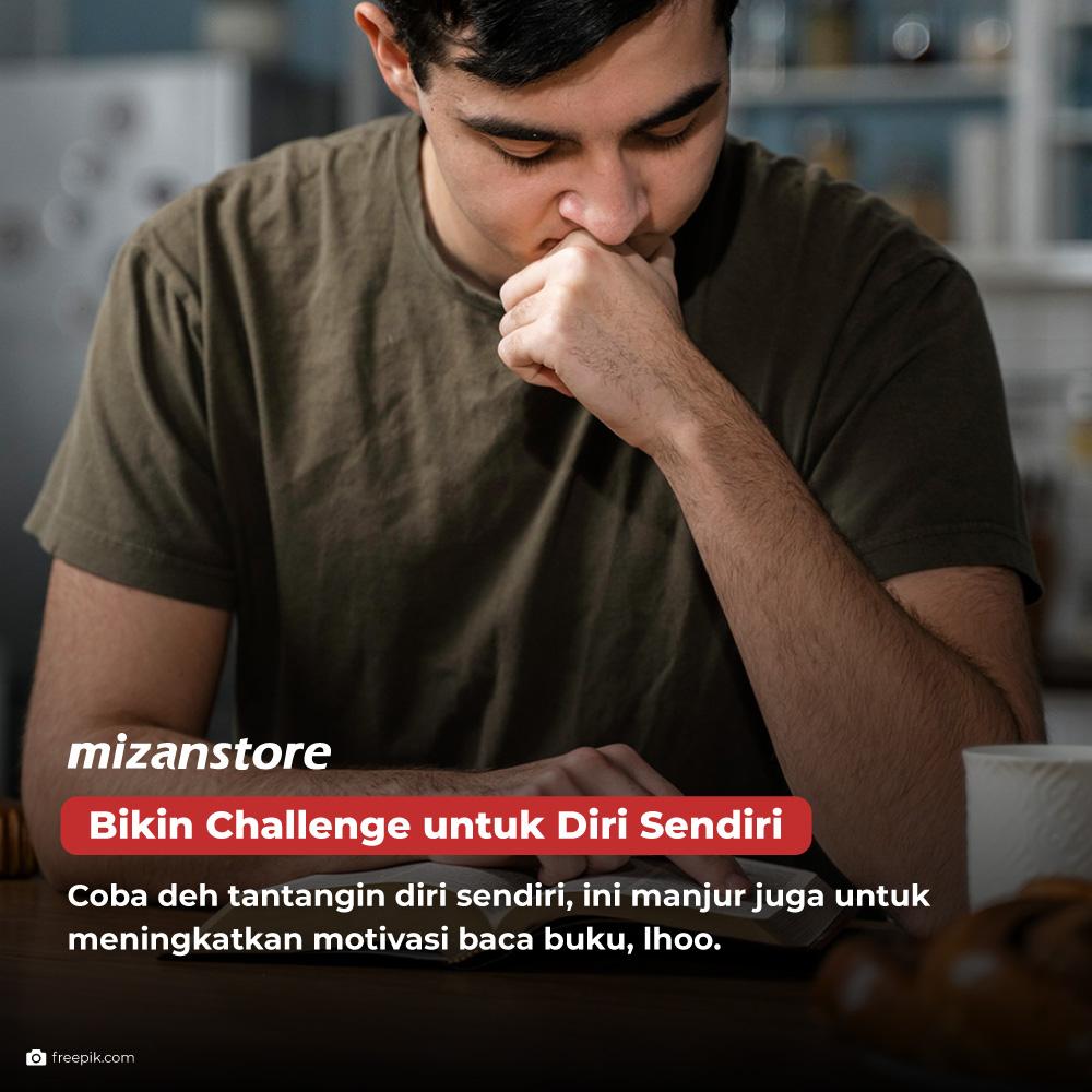 Bikin challenge untuk diri sendiri yuk