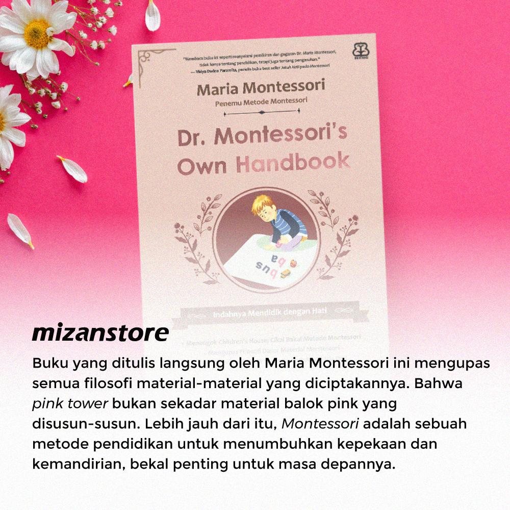 Buku Dr. Montessori's Own Handbook