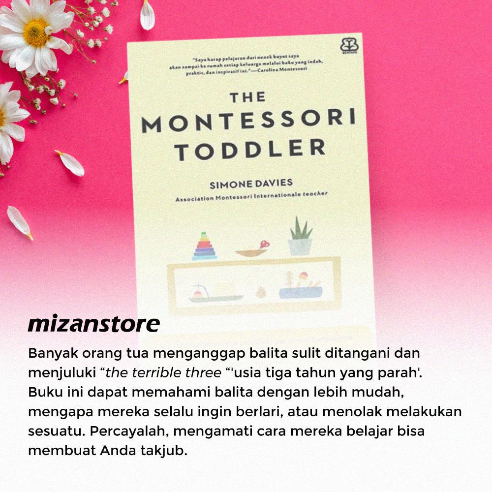 Buku The Montessori Toddler