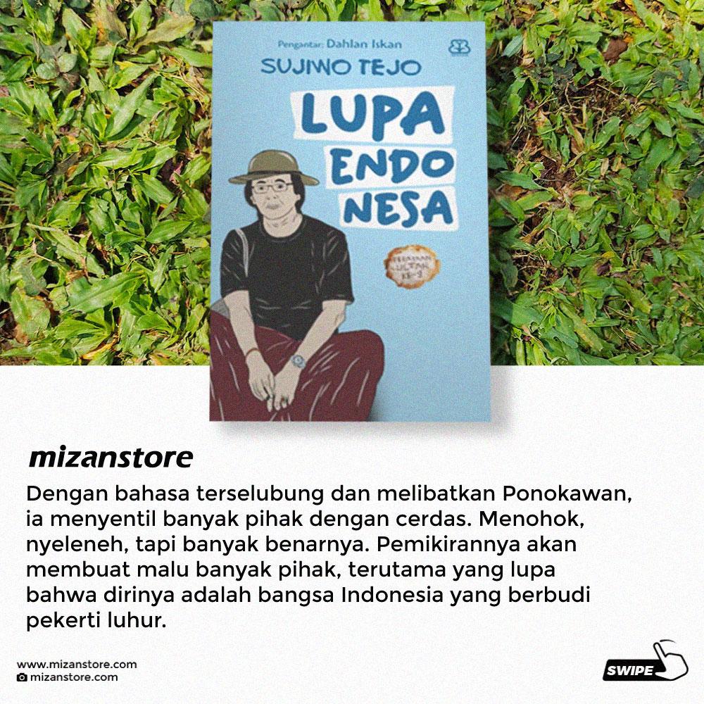 Buku Lupa Endonsa