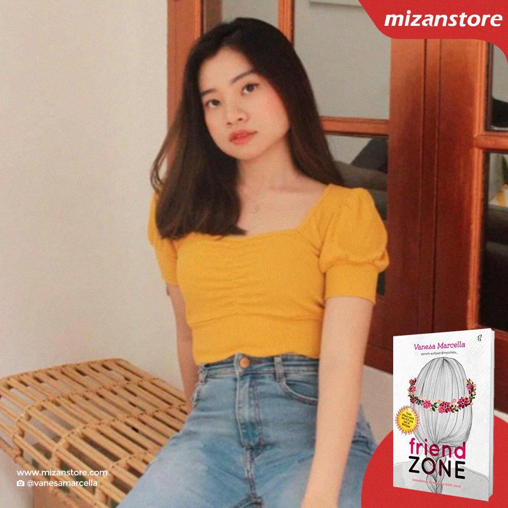 Penulis buku Friend Zone