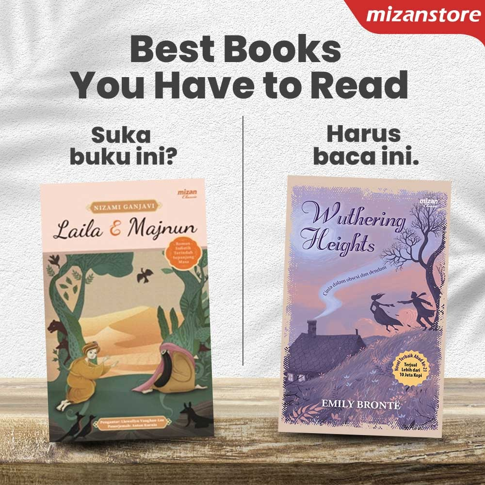 Laila & Majnun dan Wuthering Heights