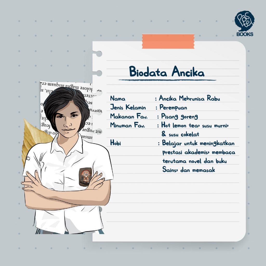 Biodata Ancika