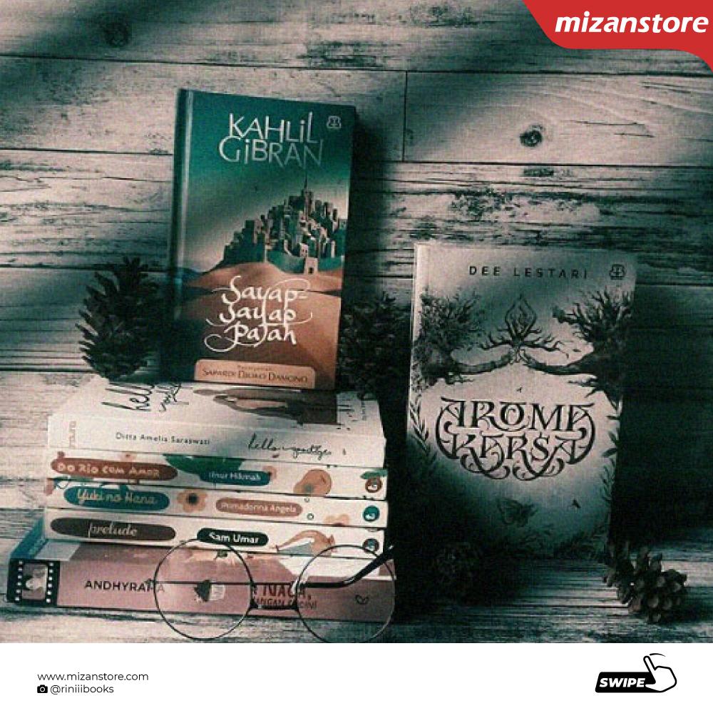Buku Kahlil Gibran, Aroma Karsa, Hello Goodbye
